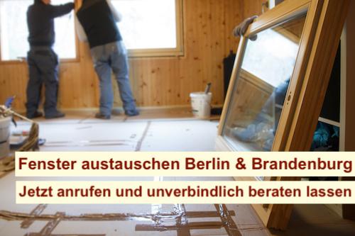 Fenster austauschen Berlin