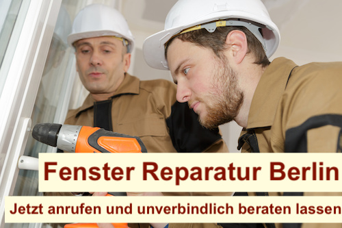 Fensterrahmen Reparatur Berlin